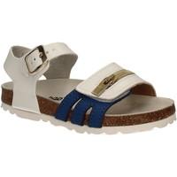 kengät Lapset Sandaalit ja avokkaat Bamboo BAM-199 Valkoinen