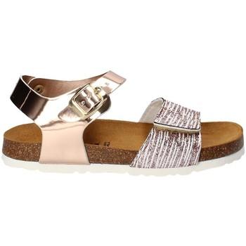 kengät Tytöt Sandaalit ja avokkaat Bamboo BAM-218 Valkoinen