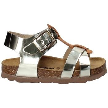 kengät Tytöt Sandaalit ja avokkaat Bamboo BAM-215 Keltainen