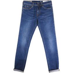 vaatteet Miehet Slim-farkut Gas 351177 Sininen