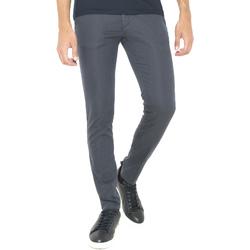 vaatteet Miehet Chino-housut / Porkkanahousut Antony Morato MMTR00374 FA850025 Sininen