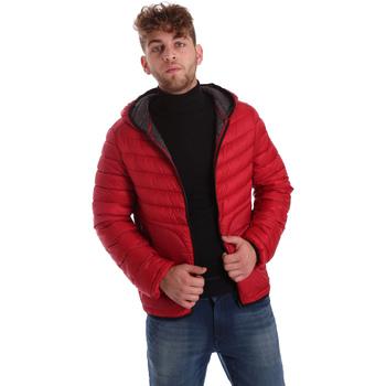 vaatteet Miehet Toppatakki Gaudi 721BU35009 Punainen