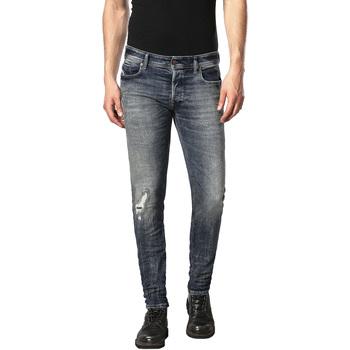 vaatteet Miehet Slim-farkut Diesel 00S7VG 084GN Sininen
