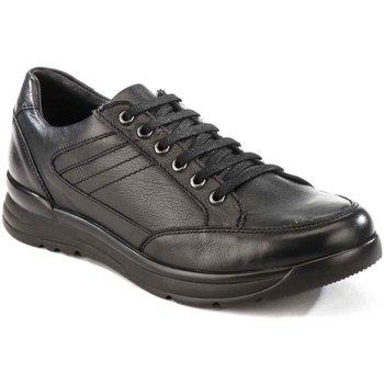 kengät Miehet Matalavartiset tennarit Lumberjack SM33904 001 B13 Musta