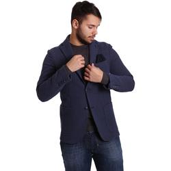 vaatteet Miehet Takit / Bleiserit Sei3sei PZG9 7290 Sininen