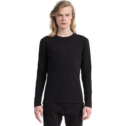 vaatteet Miehet Neulepusero Calvin Klein Jeans J30J303658 Musta