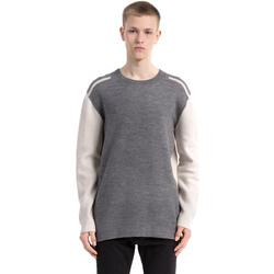 vaatteet Miehet Svetari Calvin Klein Jeans J30J305475 Harmaa