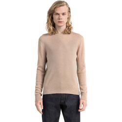 vaatteet Miehet Neulepusero Calvin Klein Jeans J30J305885 Beige