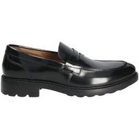 kengät Miehet Mokkasiinit Maritan G 160582 Musta