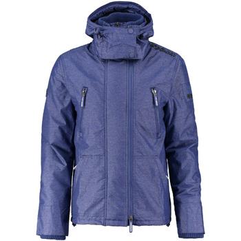 vaatteet Miehet Parkatakki Superdry M50007ZPF3 Sininen