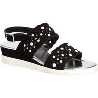 kengät Naiset Sandaalit ja avokkaat Keys 5915 Musta