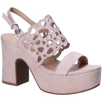 kengät Naiset Sandaalit ja avokkaat Apepazza GRC02 Vaaleanpunainen