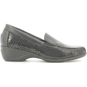 kengät Naiset Mokkasiinit Susimoda 8848S Musta