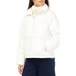 vaatteet Naiset Toppatakki Gas 255672 Valkoinen