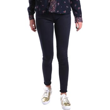 vaatteet Naiset Chino-housut / Porkkanahousut Gas 355652 Sininen