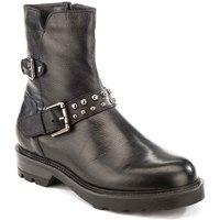 kengät Naiset Nilkkurit Lumberjack SW37101 001 B01 Musta