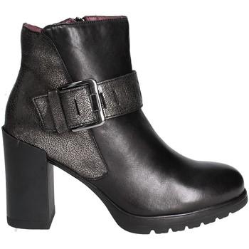 kengät Naiset Nilkkurit Stonefly 109414 Musta