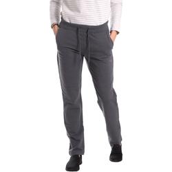 vaatteet Naiset Verryttelyhousut Key Up GE31 0001 Harmaa