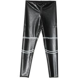 vaatteet Naiset Legginsit Denny Rose 721DD20022 Musta