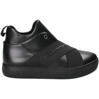 kengät Naiset Tennarit Fornarina PI18YM1063VQ00 Musta