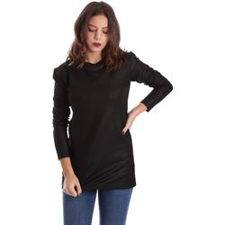 vaatteet Naiset Svetari Converse 10006207 Musta
