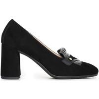 kengät Naiset Korkokengät Nero Giardini A719671DE Musta