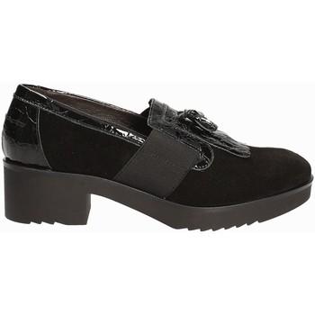 kengät Naiset Mokkasiinit Susimoda 875084 Musta