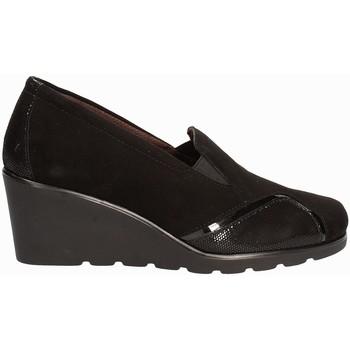 kengät Naiset Mokkasiinit Susimoda 872877 Musta
