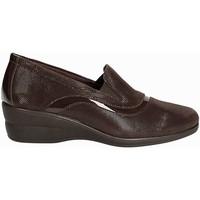 kengät Naiset Mokkasiinit Susimoda 871516 Ruskea