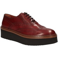 kengät Naiset Derby-kengät Triver Flight 217-01 Ruskea
