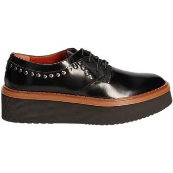 kengät Naiset Derby-kengät Triver Flight 217-02 Musta