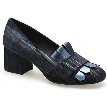 kengät Naiset Korkokengät Apepazza ADY01 Musta