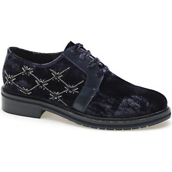 kengät Naiset Derby-kengät Apepazza CMB03 Sininen
