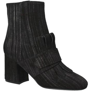 kengät Naiset Nilkkurit Apepazza LTZ02 Musta