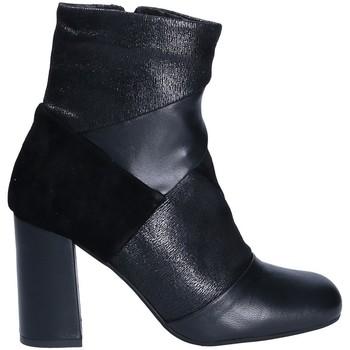 kengät Naiset Nilkkurit Keys 7173 Musta