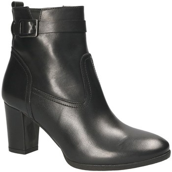 kengät Naiset Nilkkurit Mally 4473 Musta