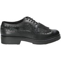 kengät Naiset Derby-kengät Mally 4665SA Musta