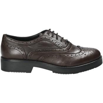 kengät Naiset Derby-kengät Mally 4704S Ruskea