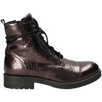 kengät Naiset Bootsit Mally 5038 Ruskea