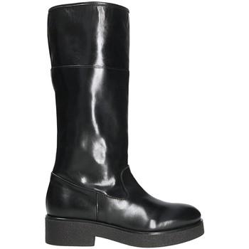 kengät Naiset Saappaat Mally 5096Z Musta
