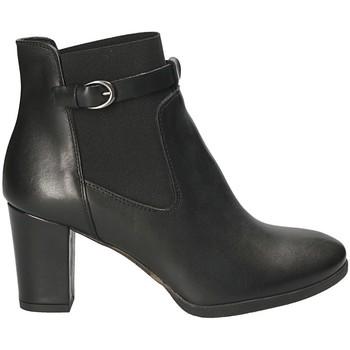 kengät Naiset Nilkkurit Mally 5114 Musta
