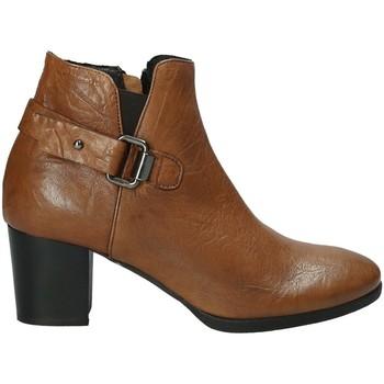 kengät Naiset Nilkkurit Mally 5404 Ruskea