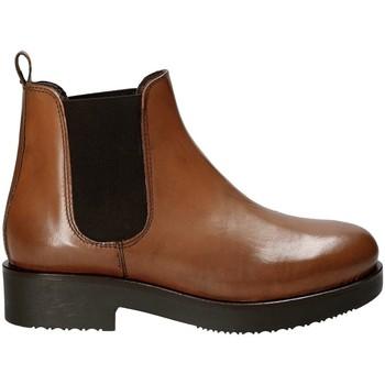 kengät Naiset Nilkkurit Mally 5535J Ruskea