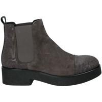 kengät Naiset Nilkkurit Mally 5536 Ruskea