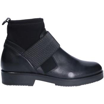 kengät Naiset Nilkkurit Mally 5887 Musta