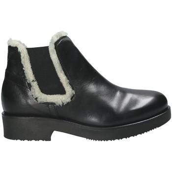 kengät Naiset Nilkkurit Mally 5894 Musta