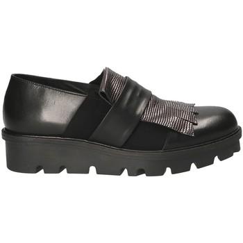 kengät Naiset Tennarit Mally 5965 Musta