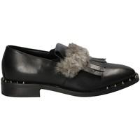 kengät Naiset Mokkasiinit Mally 5970 Musta