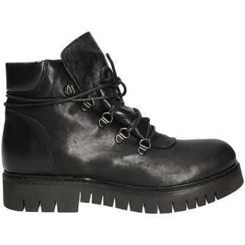 kengät Naiset Bootsit Mally 5997 Musta