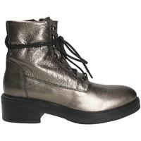 kengät Naiset Nilkkurit Mally 6005 Harmaa